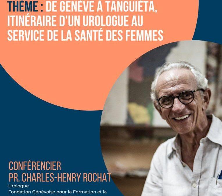 Mission opératoire 2021 au Bénin du Dr Charles-Henry Rochat